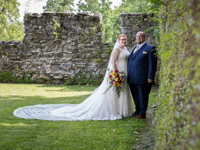 Adam and Elise's Wedding in Mechanicsburg, Pennsylvania 15