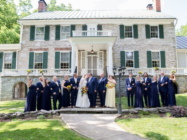 Adam and Elise's Wedding in Mechanicsburg, Pennsylvania 17
