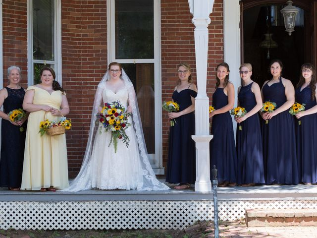 Adam and Elise's Wedding in Mechanicsburg, Pennsylvania 37