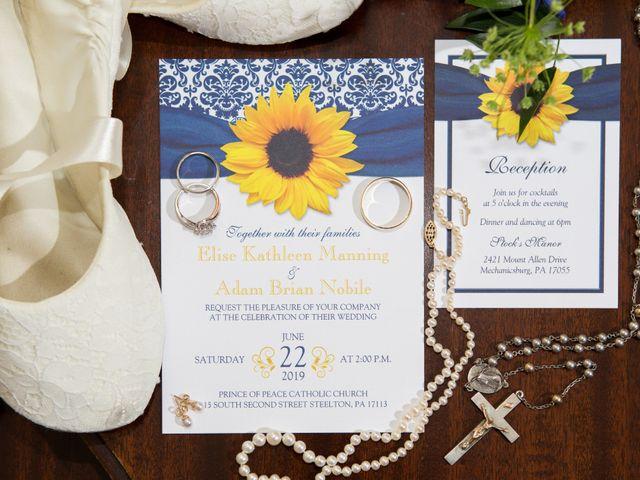 Adam and Elise's Wedding in Mechanicsburg, Pennsylvania 43