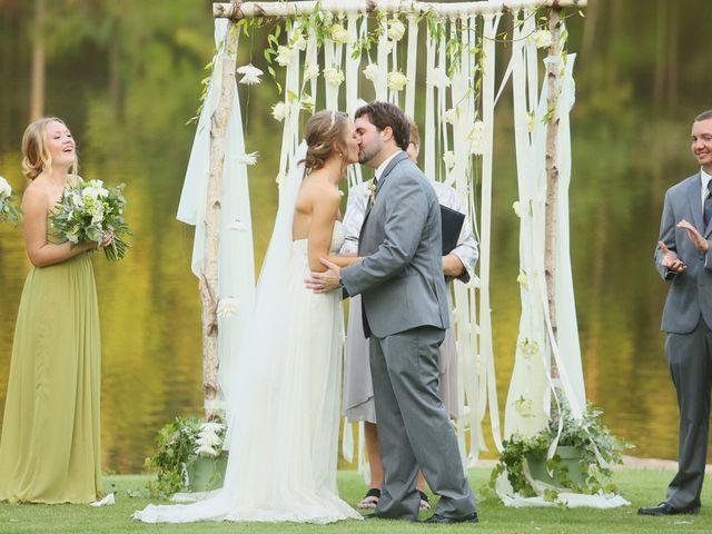 Megan and Taylor's wedding in Alabama 15