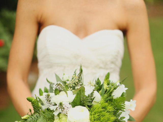 Megan and Taylor's wedding in Alabama 6