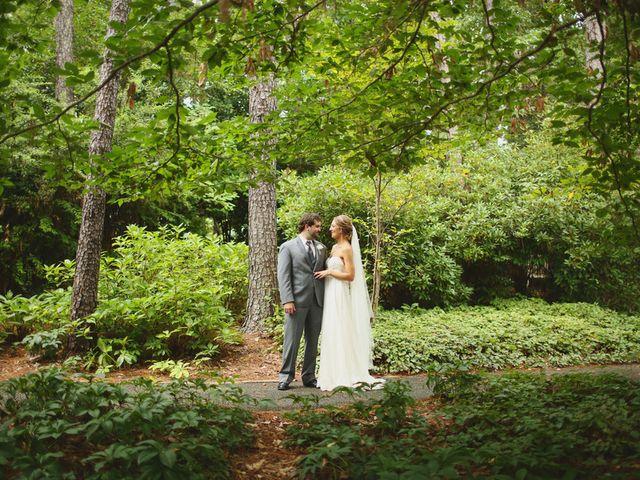Megan and Taylor's wedding in Alabama 13