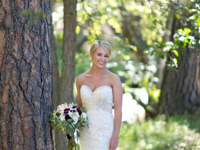 Ally and Nick's Wedding in Custer, South Dakota 4