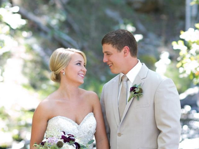 Ally and Nick's Wedding in Custer, South Dakota 8