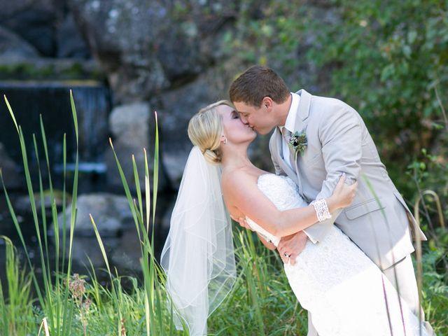 Ally and Nick's Wedding in Custer, South Dakota 9