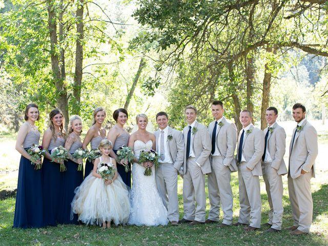 Ally and Nick's Wedding in Custer, South Dakota 13