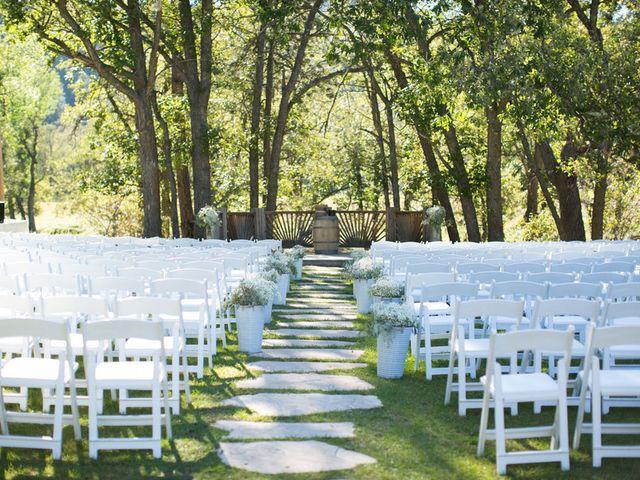 Ally and Nick's Wedding in Custer, South Dakota 14