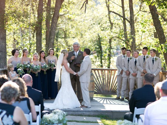Ally and Nick's Wedding in Custer, South Dakota 16