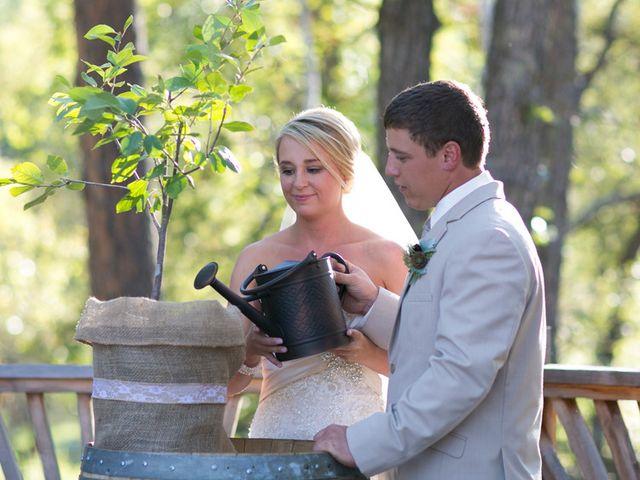 Ally and Nick's Wedding in Custer, South Dakota 17