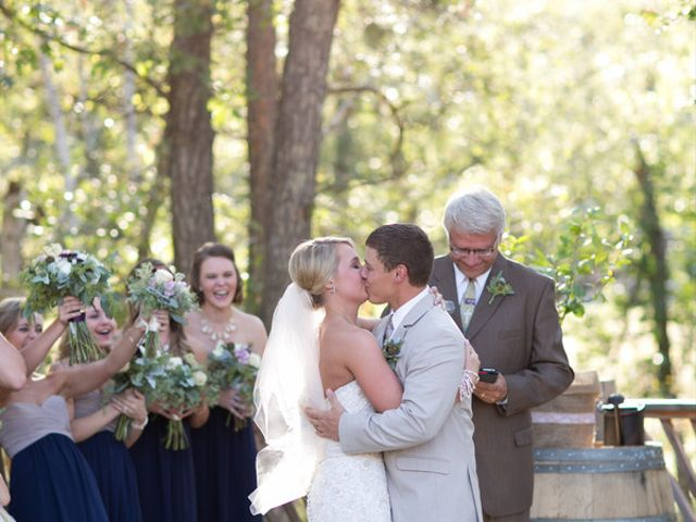 Ally and Nick's Wedding in Custer, South Dakota 18