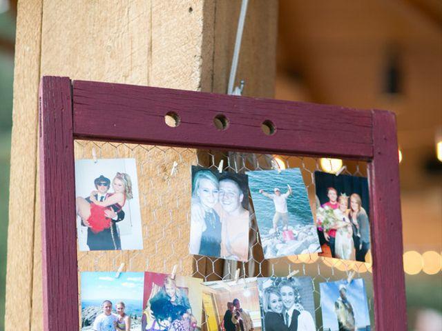 Ally and Nick's Wedding in Custer, South Dakota 23