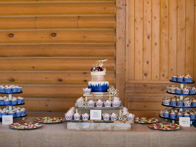 Ally and Nick's Wedding in Custer, South Dakota 25