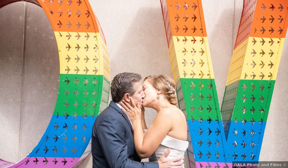 Noel and Melissa's Wedding in San Francisco, California