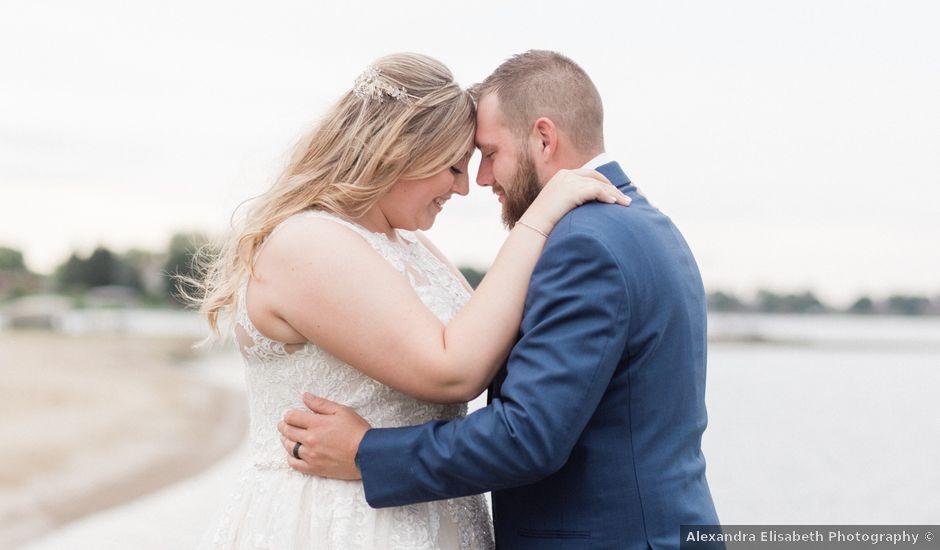 Austin and Haley's Wedding in London, Ohio