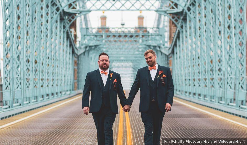 John and Tom's Wedding in Cincinnati, Ohio