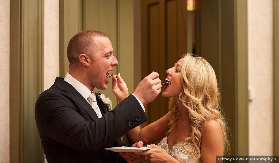 Chad and Lauren's Wedding in Charlotte, North Carolina