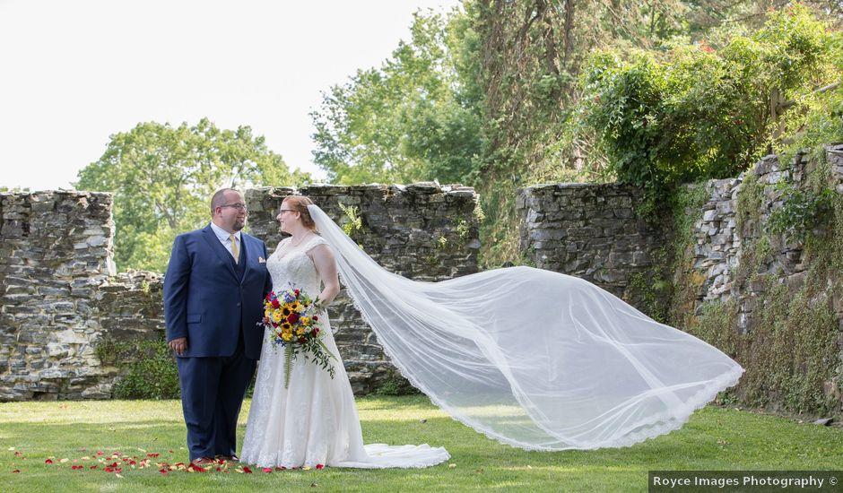 Adam and Elise's Wedding in Mechanicsburg, Pennsylvania