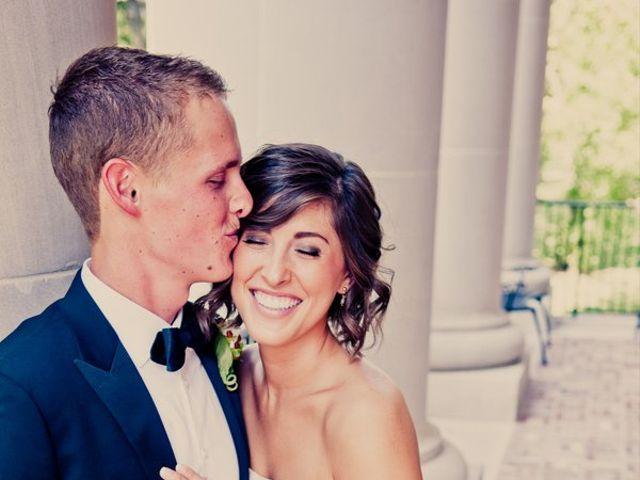 The wedding of Doug and Leigh