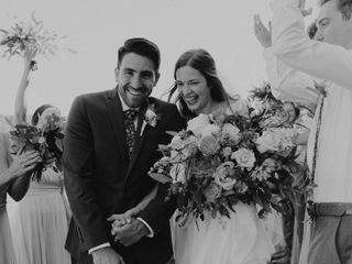 The wedding of Julia and Kaleb