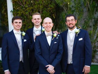 Reed and Casie's Wedding in Tucson, Arizona 3