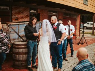 The wedding of Kevin and Ashley 1