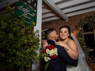 The wedding of Janelle and Ruben 3