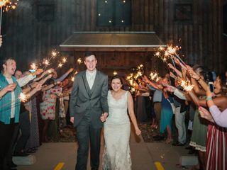 The wedding of Lucas and Rachel 1