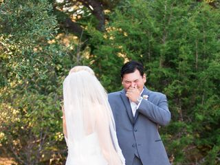 Jennifer and Sam's Wedding in Dripping Springs, Texas 6