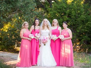 Jennifer and Sam's Wedding in Dripping Springs, Texas 9