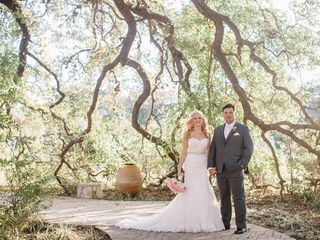 Jennifer and Sam's Wedding in Dripping Springs, Texas 10