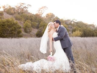 Jennifer and Sam's Wedding in Dripping Springs, Texas 11