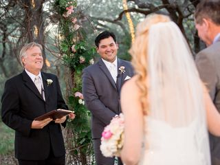 Jennifer and Sam's Wedding in Dripping Springs, Texas 15