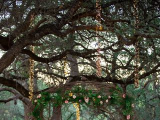 Jennifer and Sam's Wedding in Dripping Springs, Texas 17