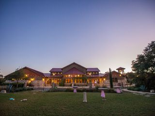 Jennifer and Sam's Wedding in Dripping Springs, Texas 19