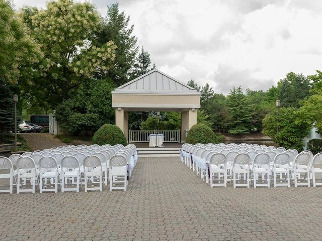 Pharaoh and Kandyce's Wedding in Bridgewater, New Jersey 10