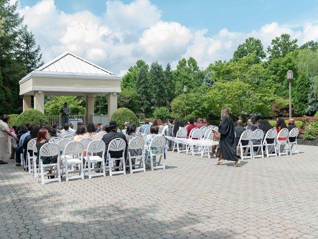 Pharaoh and Kandyce's Wedding in Bridgewater, New Jersey 13