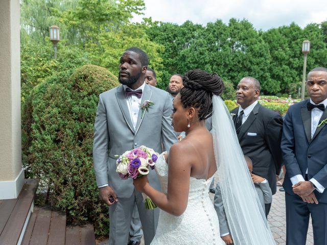 Pharaoh and Kandyce's Wedding in Bridgewater, New Jersey 27