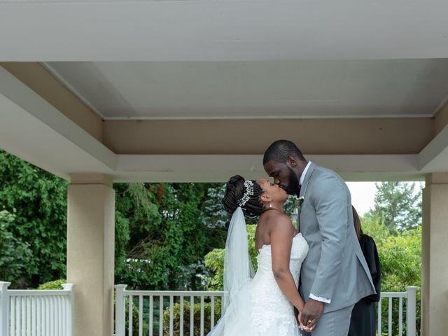 Pharaoh and Kandyce's Wedding in Bridgewater, New Jersey 31