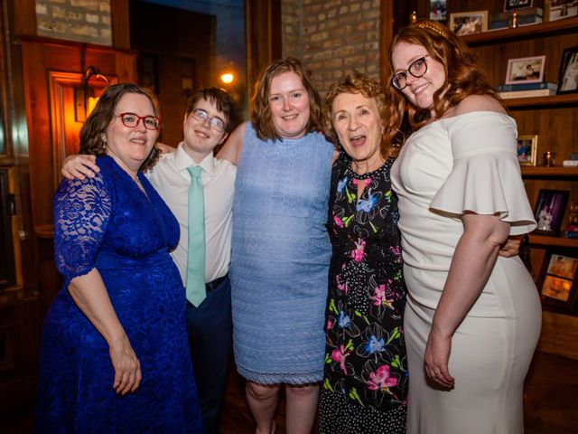 Travis and Megan's Wedding in Chicago, Illinois 7
