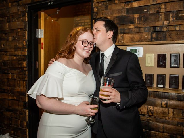 Travis and Megan's Wedding in Chicago, Illinois 11