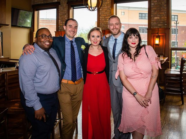 Travis and Megan's Wedding in Chicago, Illinois 13