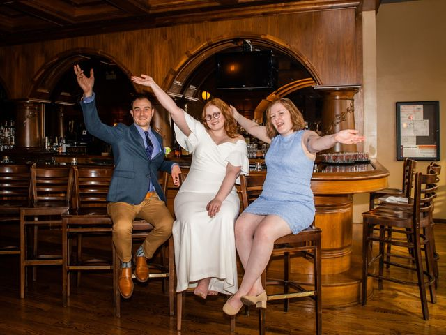 Travis and Megan's Wedding in Chicago, Illinois 15