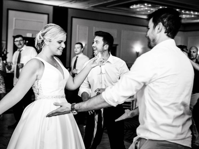 Chris and Katie's Wedding in Buffalo, New York 3