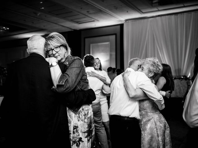 Chris and Katie's Wedding in Buffalo, New York 6