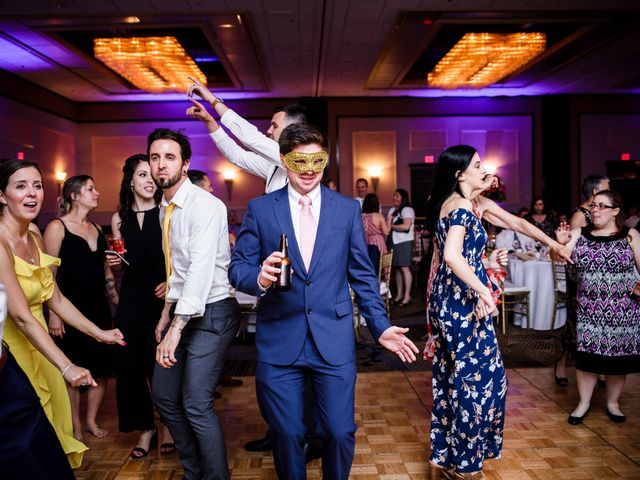 Chris and Katie's Wedding in Buffalo, New York 8