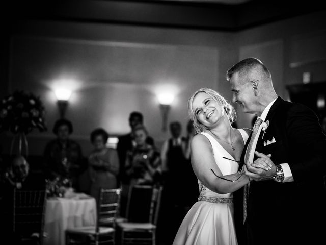 Chris and Katie's Wedding in Buffalo, New York 14