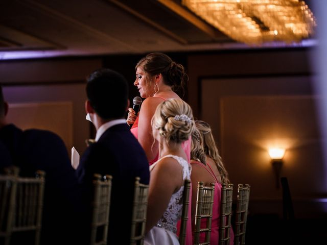 Chris and Katie's Wedding in Buffalo, New York 17