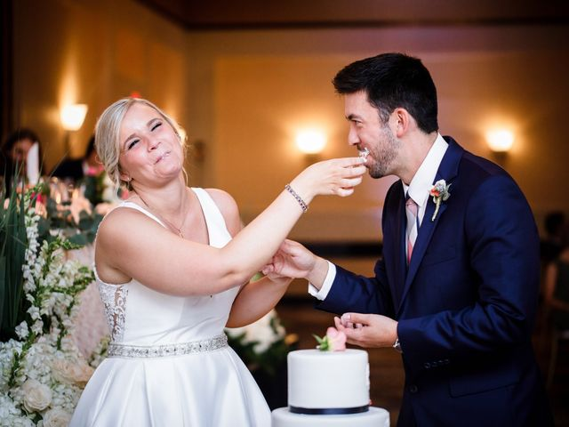 Chris and Katie's Wedding in Buffalo, New York 20