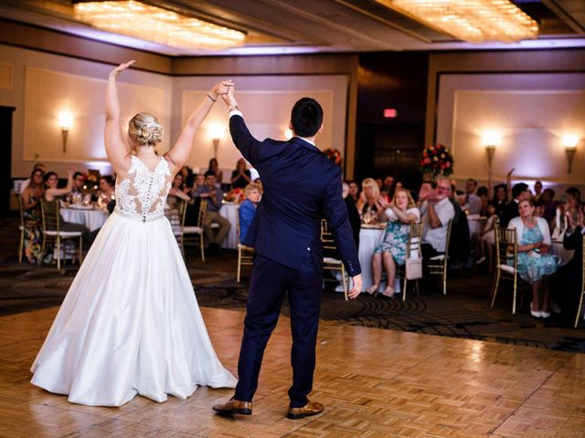 Chris and Katie's Wedding in Buffalo, New York 21